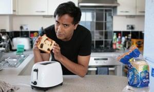 Rhik Samadder tests the Selfie Toaster
