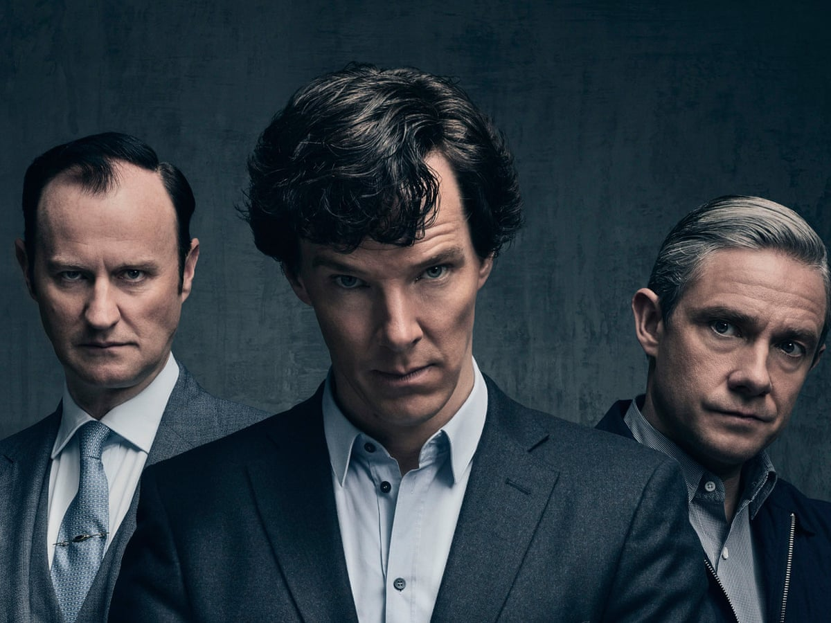 Sherlock | 25 Highest Rated TV Shows of All-Time | Popcorn Banter