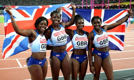 Dina Asher-Smith ready to graduate to higher level after London success
