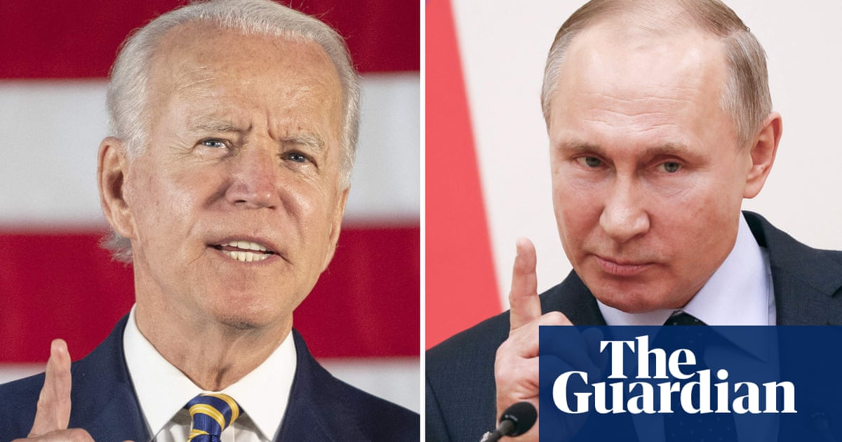 Biden meeting marks rare trip out of 'bunker' for Covid-cautious Putin
