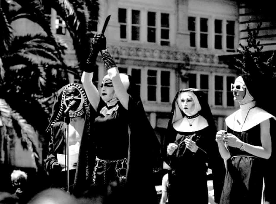 The San Francisco-based Sisters of Perpetual Indulgence, an order of queer and transgender nuns, have ministered for more than 40 years.