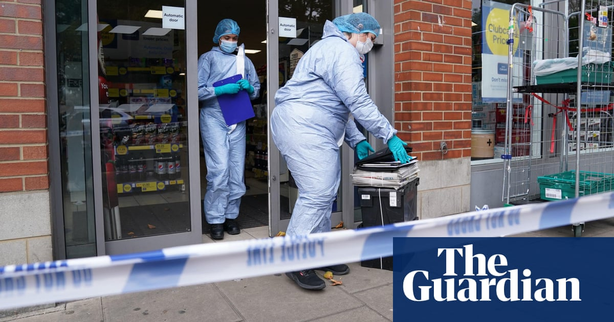 Man charged with contaminating goods at London supermarkets