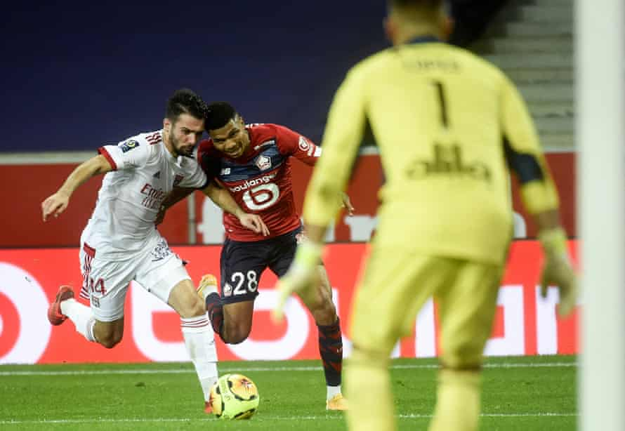 Lyon battled to a 1-1 draw against Lille over the weekend.