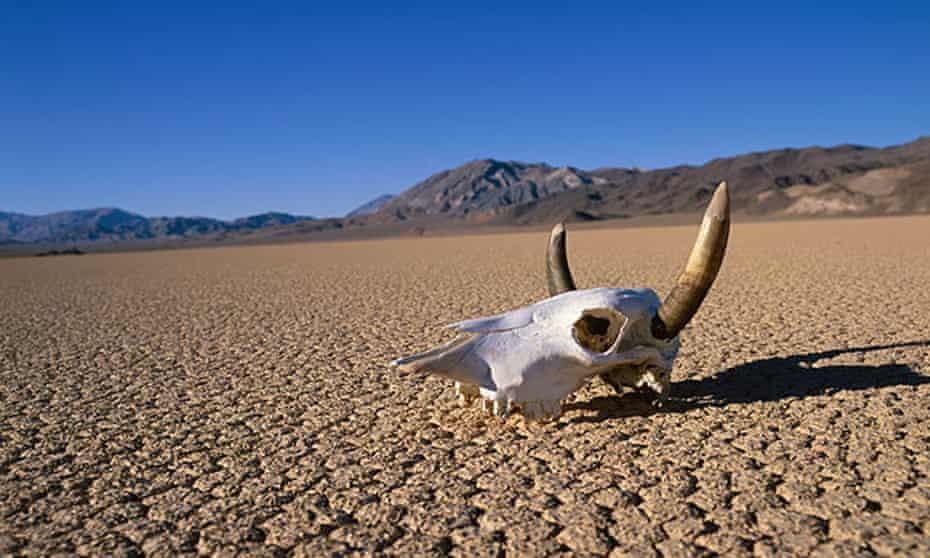 Unforgiving landscapes … Death Valley, California
