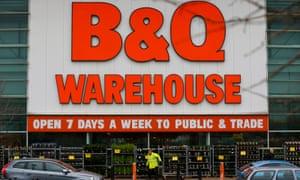 A B&Q Warehouse