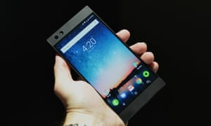 Razer Phone launch: company squeezes PC gaming tech into a