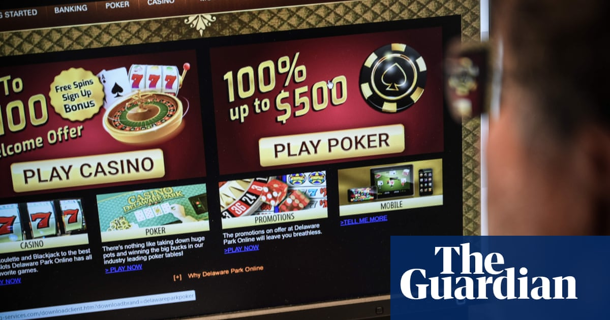 Gambling firms will never take responsibility for addiction