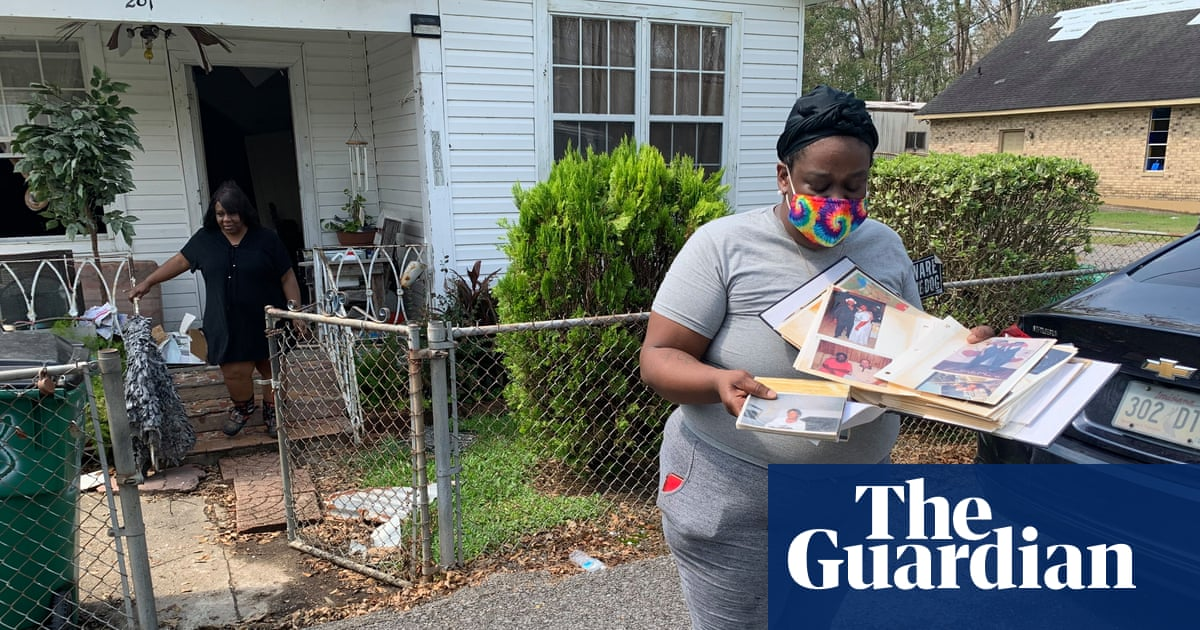 'I don't have a choice': Hurricane Ida leaves devastated Louisiana communities struggling with new reality