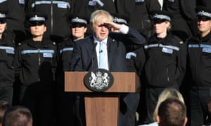 Cressida Dick was away earlier this month when the prime minister was accused of abusing the impartiality of the police.