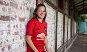 Ona Batlle has been described as 'an exciting young full-back with fantastic pace' by the Manchester United manager Casey Stoney.