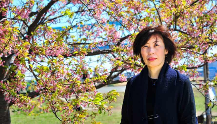 Kimiko Hirata has campaigned against the use of coal in Japan.