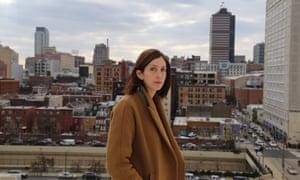 Author Liz Moore.