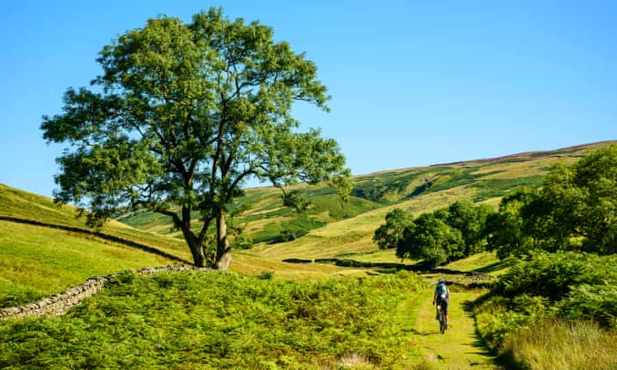 Barbondale in the western Dales.