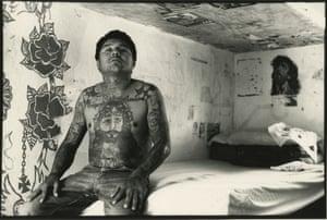 Untitled (Aquileo Valtierra González), from the series Internos, México, 1997