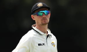 Cameron Bancroft recently returned from a nine-month ban for ball-tampering.