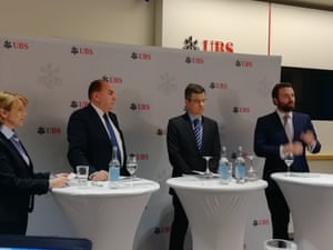 UBS roundtable