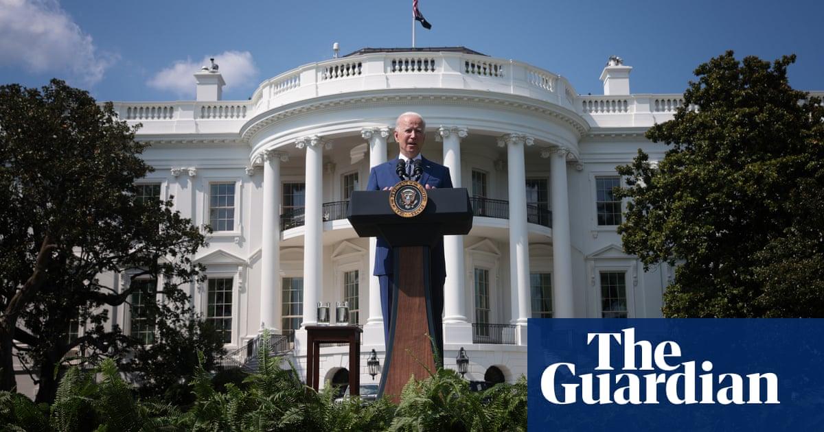 Joe Biden to referee Democrats in brewing battle over $3.5tn budget bill