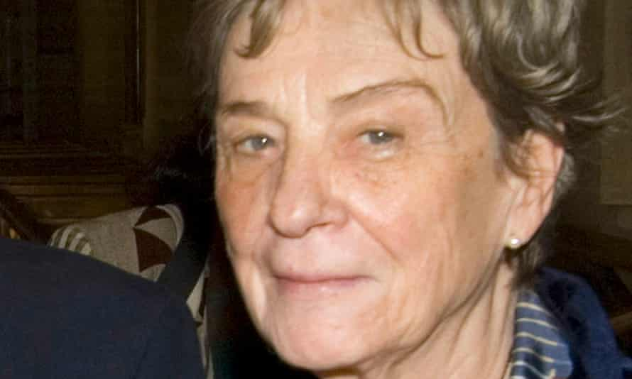 Barbara Harrell-Bond in 2007. She pioneered the field of refugee studies as an important area of academic concern.
