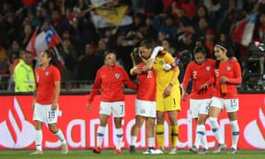 Chile will be underdogs at the tournament