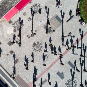 Calçadão, Curitiba, Brazil. © Guilherme Pupo. Juror's Pick