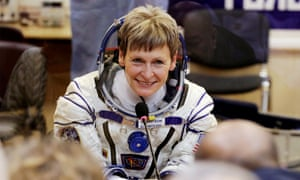 Nasa astronaut Peggy Whitson, who spent time aboard the International Space Station, told Trump this week: 'We're absolutely very ready to go to Mars.' But she did not say when.