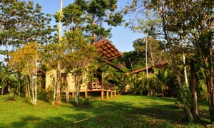 Bungalow at Maquenque Eco-lodge