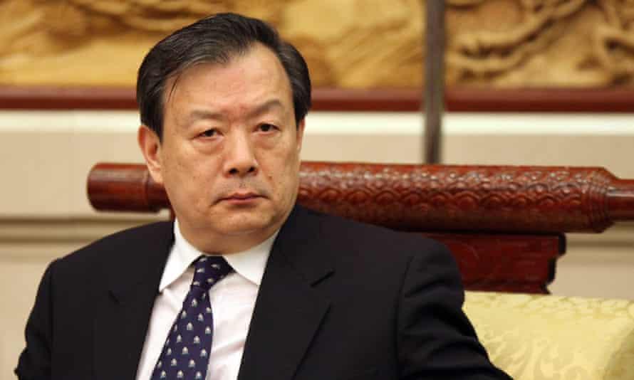 Xia Baolong, the head of the Hong Kong and Macau Affairs Office.