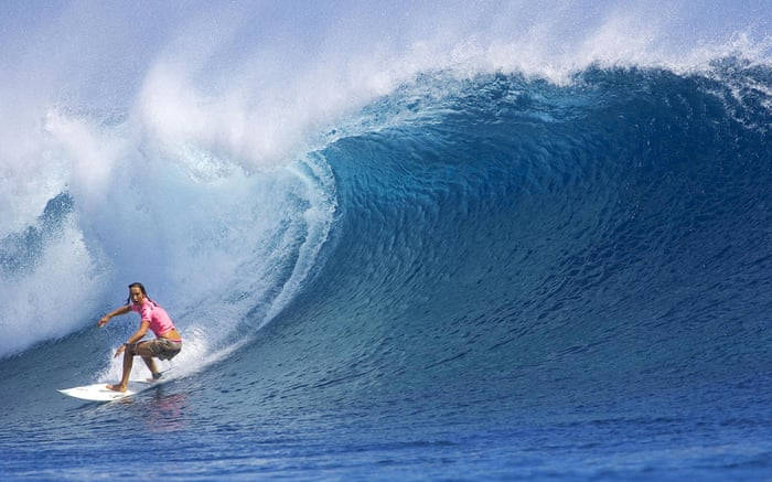 fc02d489ca Surfing goes inland: Kelly Slater's artificial waves push pro tour ...