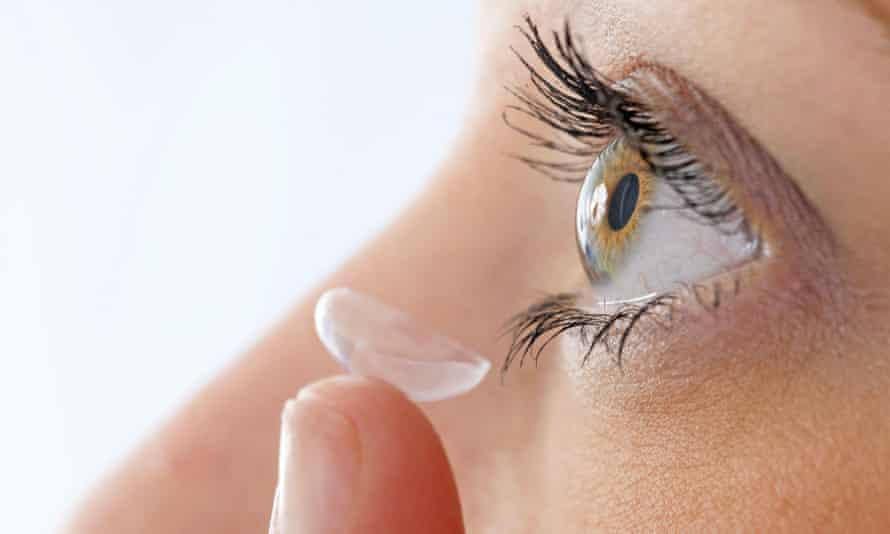 disposable lenses