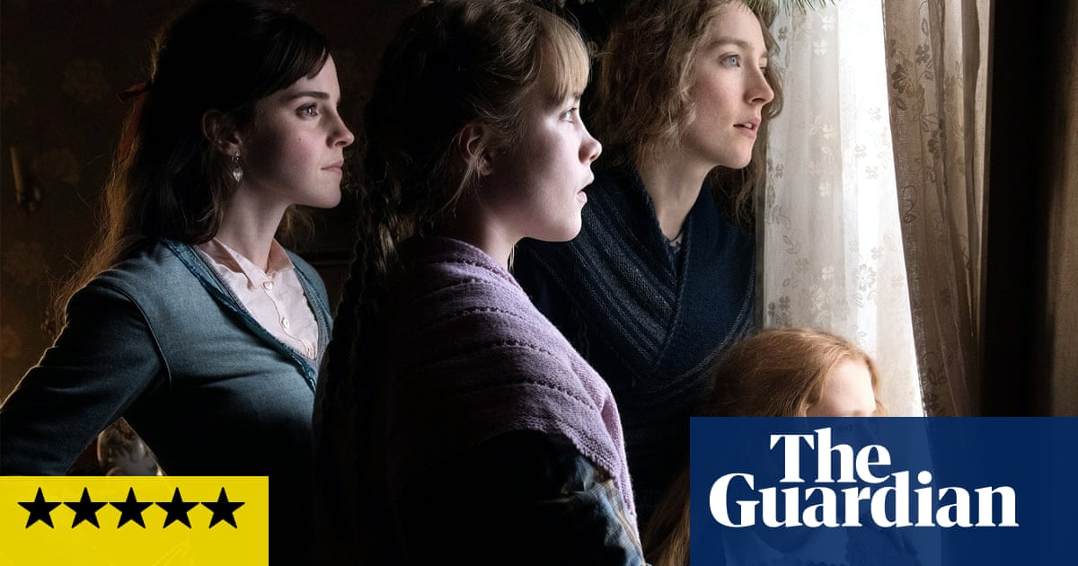 Little Women review – sisters are writin it for themselves in Greta Gerwigs festive treat