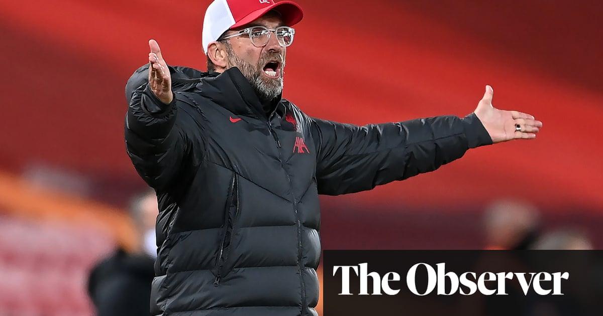 Jürgen Klopp wary of threat posed by improved Aston Villa