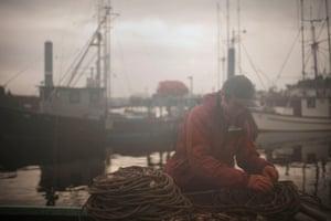 Zamone Saline in the harbourt at Sitka