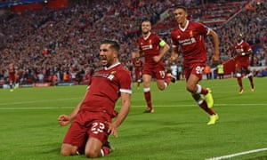 Will Liverpool win their sixth European Cup?