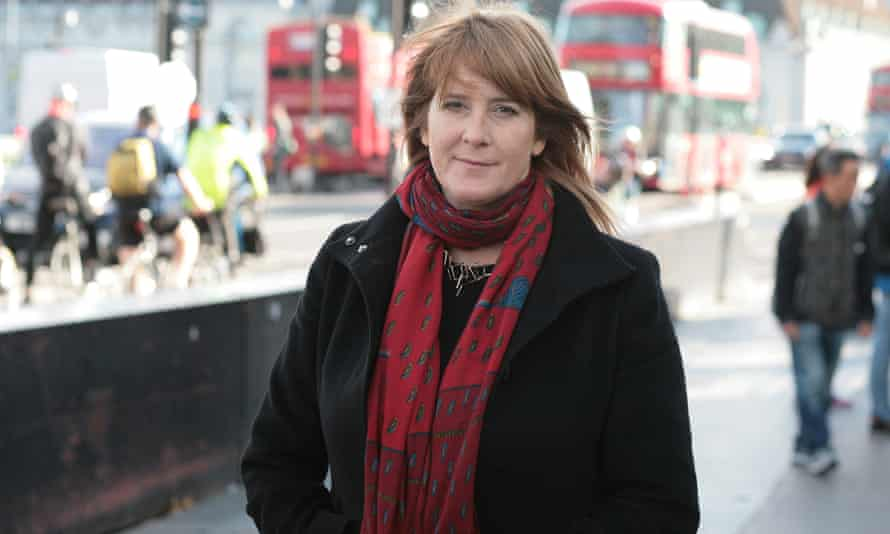 Sarah Jones MP, chair of the all-party knife crime group.