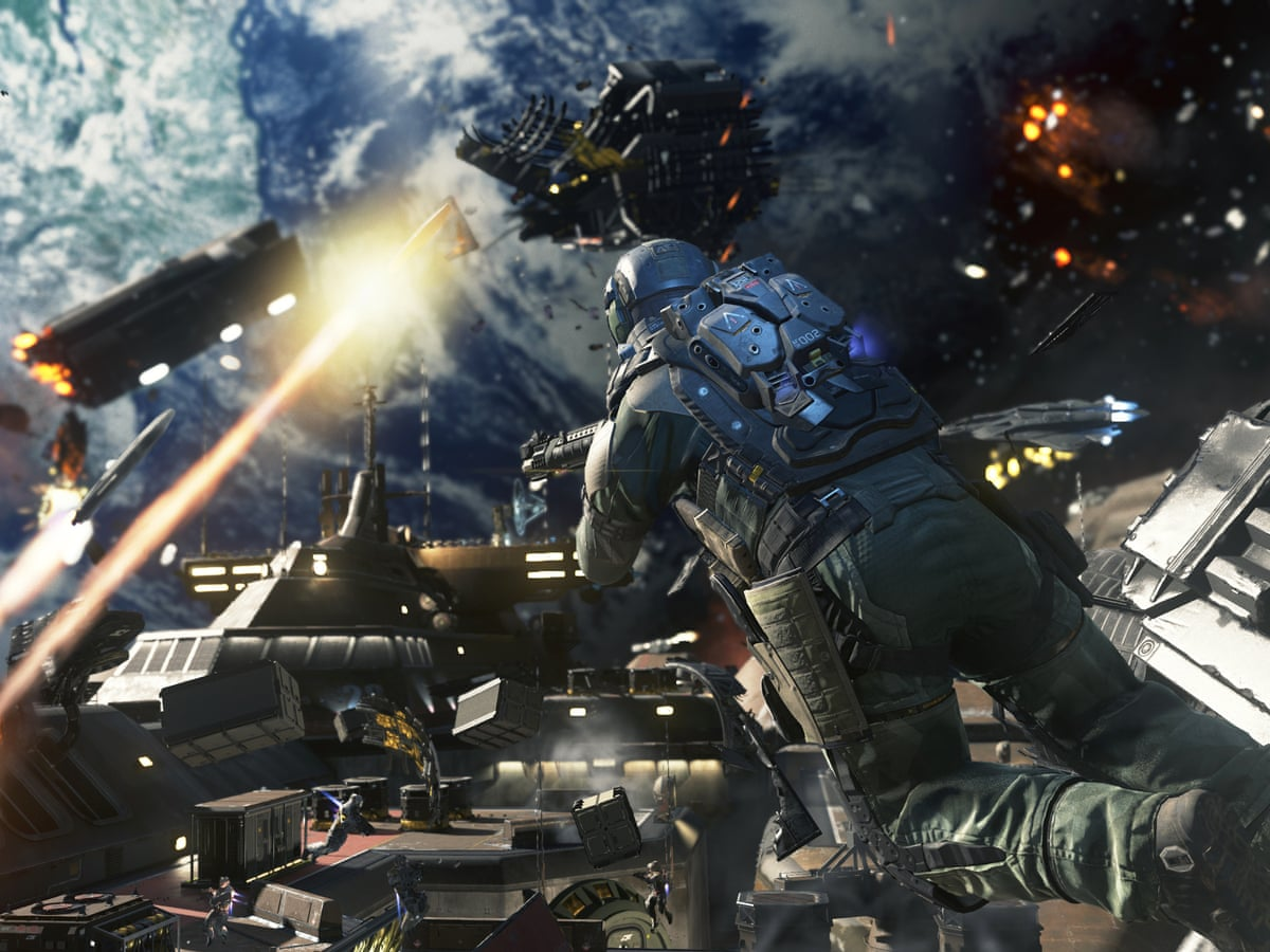call of duty infinite warfare android apk
