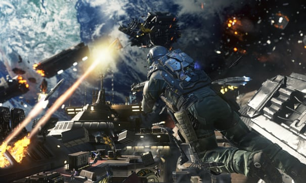 Call of Duty: Infinite Warfare review – fun, fast, but a wasted