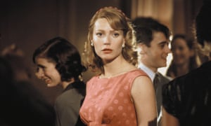 Crazy appeal … Sylvia Plath, as played by Gwyneth Paltrow in the film Sylvia.