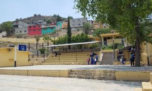 Ángel Albino Corzo primary school in Buena Vista, State of Mexico.