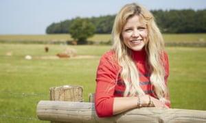 Countryfile presenter Ellie Harrison