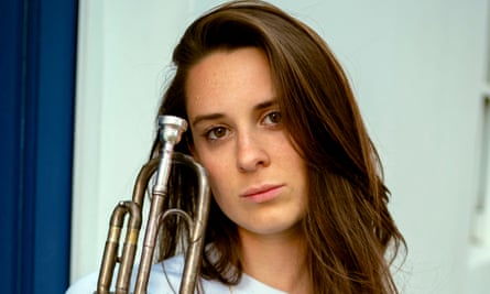 Freelance musician Erika Curbelo, 25, says she is a lot more stressed than usual