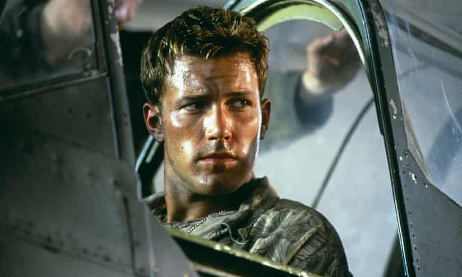 Ben Affleck as Rafe. Bruckheimer and Bay were certainly not going to frame Pearl Harbor as a tragedy.