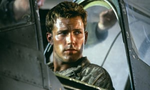 Ben Affleck failed to charm audiences in Pearl Harbor.