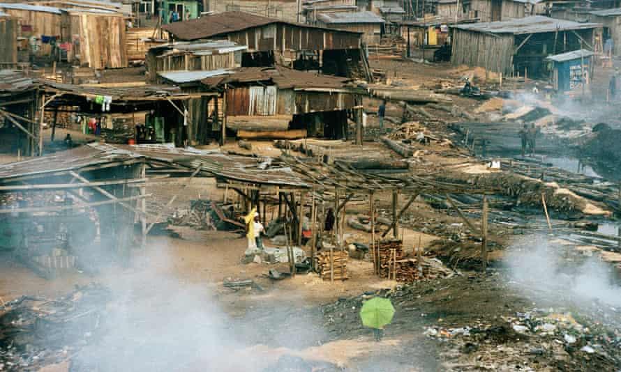 Lagos slum