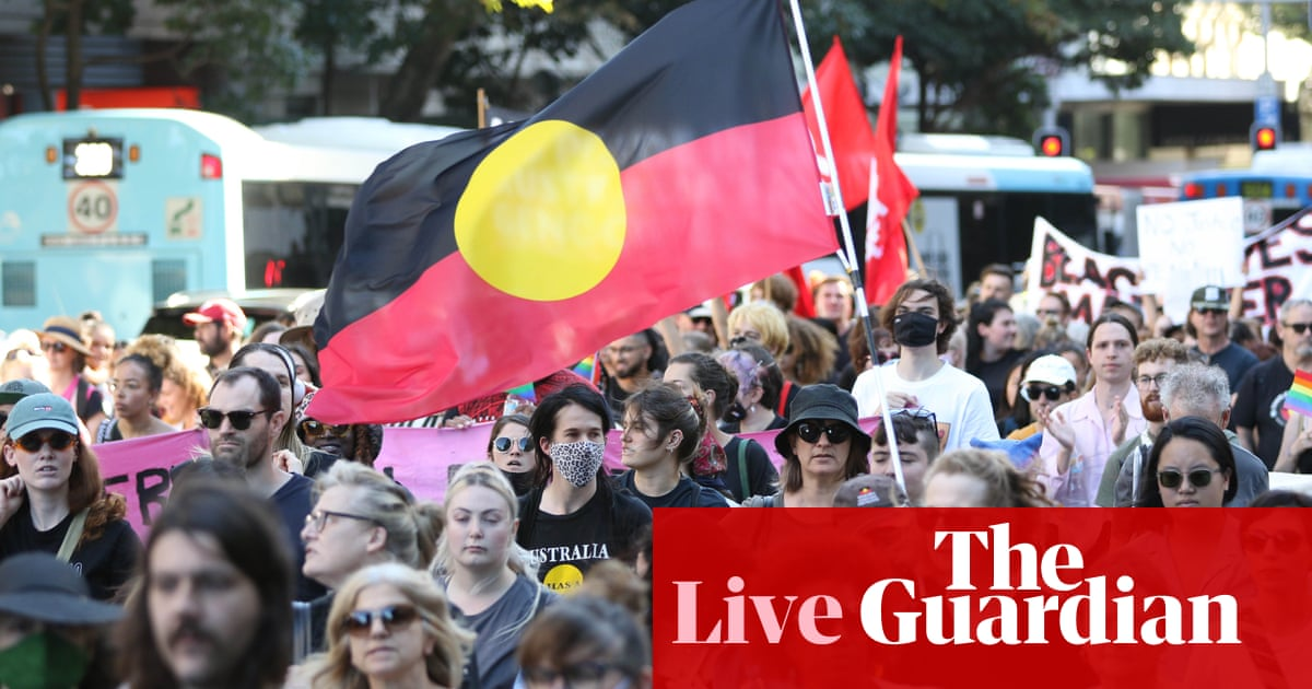 Australia news live: NSW Aboriginal deaths in custody inquiry recommends sweeping reforms; dance squad blasts ABC over navy twerking coverage