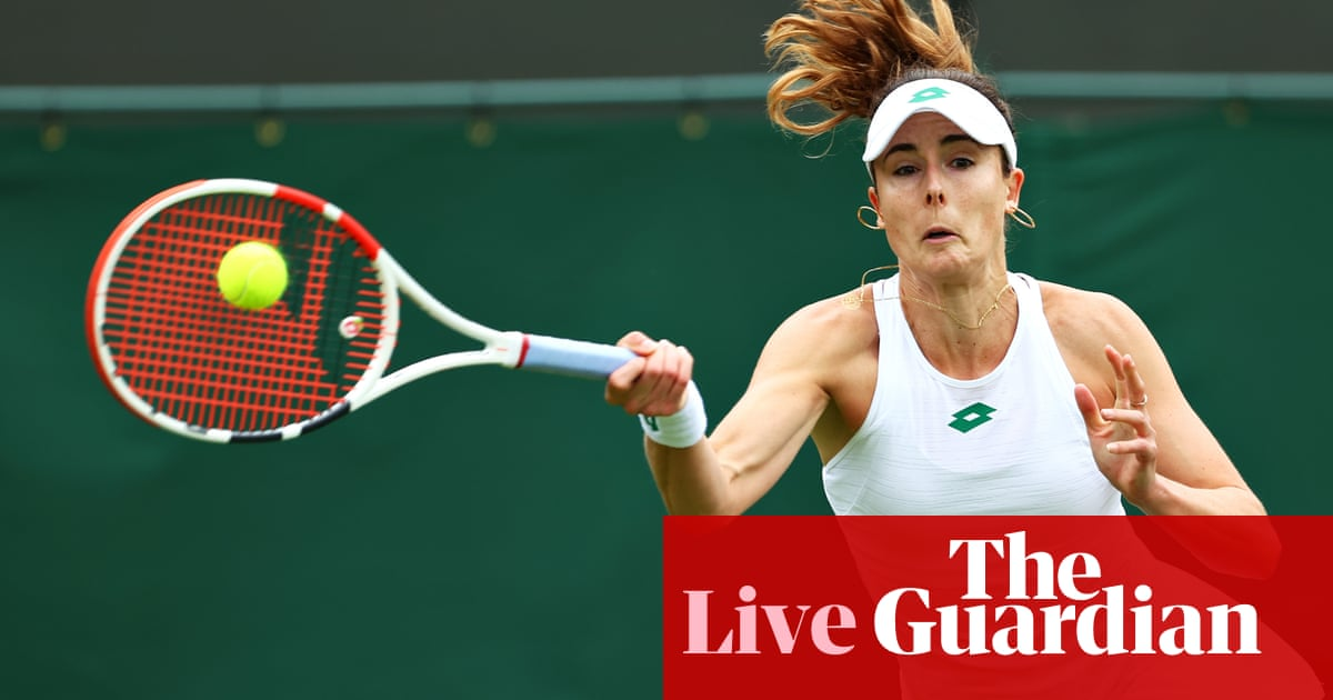 Wimbledon 2021: Nishikori in action, Andreescu out and Murray to come – live!