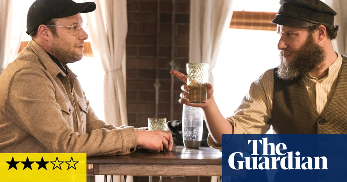An American Pickle review – Seth Rogen doubles up in zany time-slip comedy | Peter Bradshaws film of the week