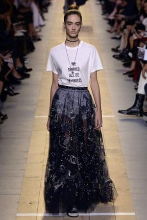 Christian Dior, SS17, Paris fashion week, September 2016