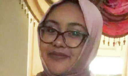 Nabra Hassanen was attacked and killed while walking with friends.