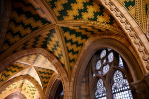 Manchester's neo-Gothic Town Hall which closes on Monday for a six year, £330 million repair and refurbishment programme