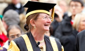 Dame Glynis Breakwell has been urged to step aside.
